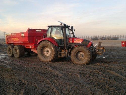 Deutz-Fahr Agrotron TTV 620 van Van der Geest @Vijfhuizen. Geplaatst door Deutz-Power op 18-01-2012 om 20:13:56, met 7 reacties.
