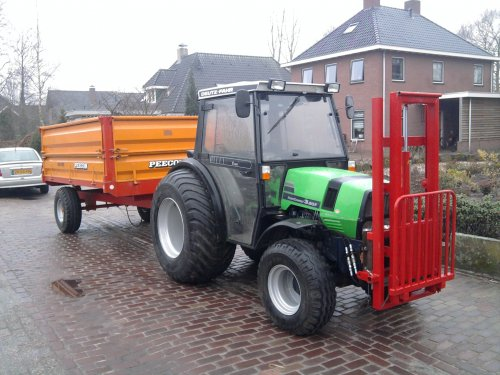 Picture Deutz-Fahr Agrocompact 3.60 F