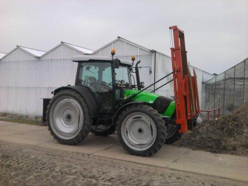 Deutz-Fahr Agrofarm 420 Fond d'écran