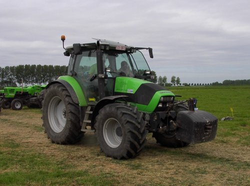 Deutz-Fahr Agrotron K 430 van johnny red