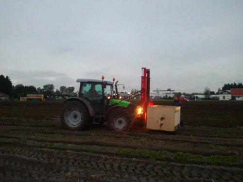 Deutz-Fahr Agrofarm 420 van hiddejdfan