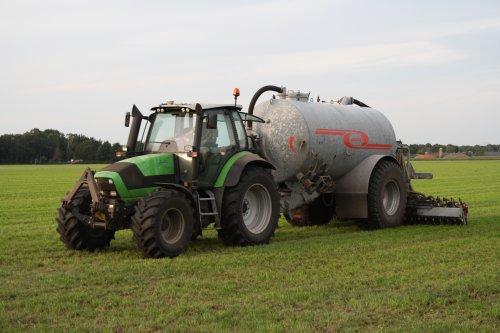 Deutz-Fahr Agrotron M 615 van kai pro drive
