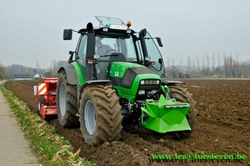 Deutz-Fahr Agrotron M 620 van chrisvdb