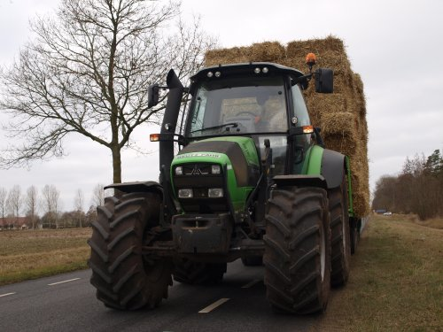 Deutz-Fahr Agrotron TTV 420 van effert85