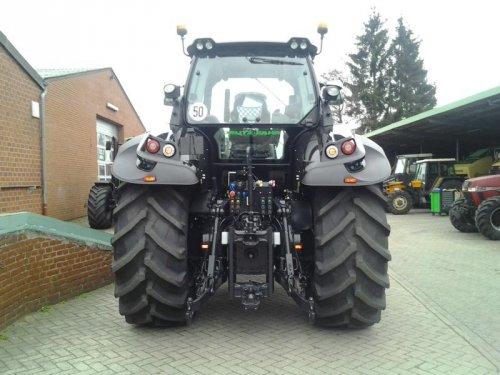 Deutz-Fahr Agrotron TTV 7250 van George
