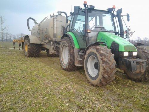 Deutz-Fahr Agrotron 80-105 van WillemDeutz