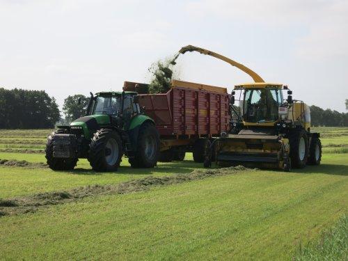 Deutz-Fahr Agrotron 265 van Haye
