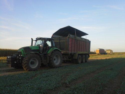 Deutz-Fahr Agrotron TTV 7210 van deutzfancrissie