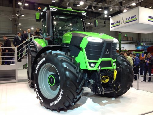 Picture Deutz-Fahr 11440 TTV