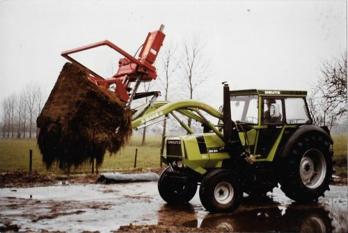 Deutz DX 85 van JoranK