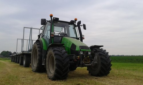 Deutz-Fahr Agrotron 110 van deutz110