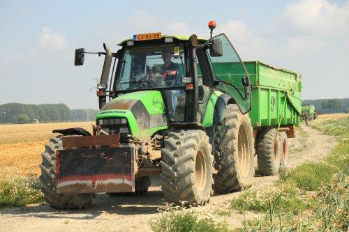 Deutz-Fahr Agrotron 108 van alfredo