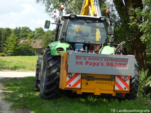 Picture Deutz-Fahr Humor