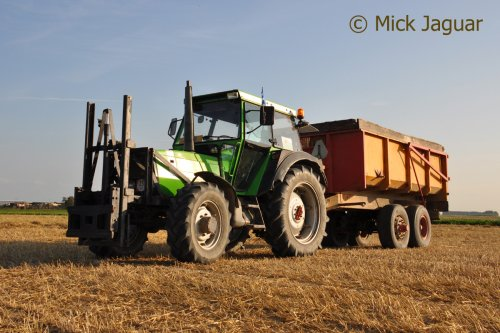 Deutz-Fahr DX 80 van Mick Jaguar