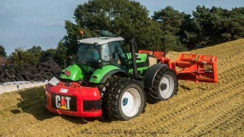 Picture Deutz-Fahr Agrotron X 710