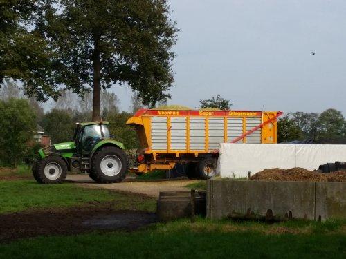 Deutz-Fahr Agrotron 265 van NAbbink