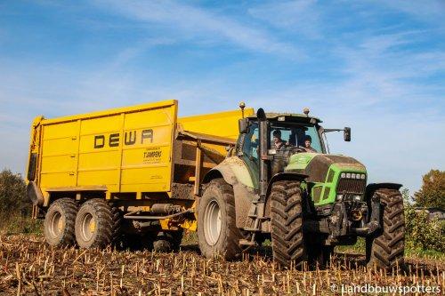 Deutz-Fahr Agrotron X 710 van tractorfreek