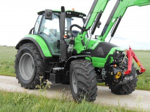 Deutz-Fahr Agrotron 6140 van Landbouwsluis