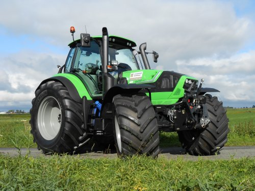 Deutz-Fahr Agrotron 6210 Cshift van Landbouwsluis