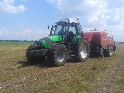 Deutz-Fahr Agrotron 150.7 van laarzenman