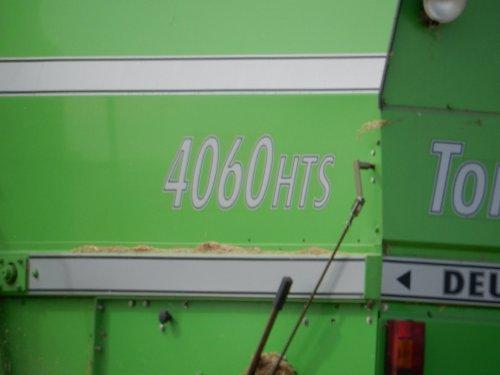 Deutz-Fahr Topliner 4060 HTS van jans-eising