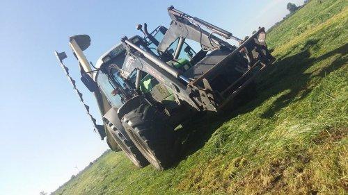 Deutz-Fahr Agrofarm 430 van Rickbuevink