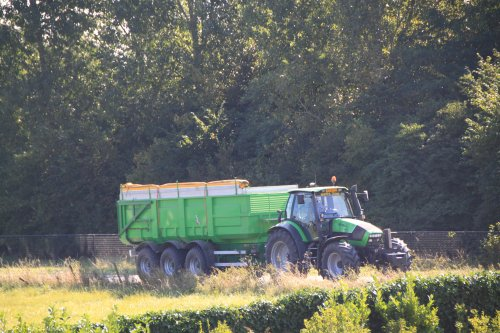 Deutz-Fahr Agrotron 150.7 van alfredo