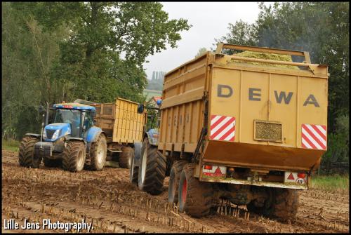 Dewa Silagewagen van Lille Jens