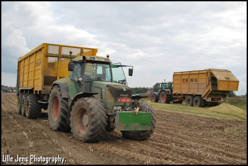 De Pourcq - Astene.. Geplaatst door Lille Jens op 23-10-2020 om 10:24:11, op TractorFan.nl - de nummer 1 tractor foto website.