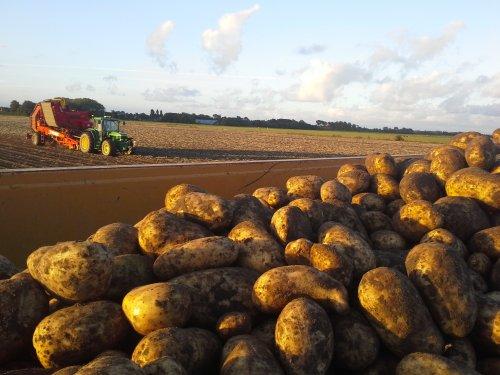 Aardappels rooien :). Geplaatst door dave 7810 op 20-09-2013 om 06:19:50, met 8 reacties.