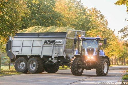 Dezeure Silagewagen, foto van tractorfreek