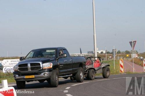 Dodge Ram van Alex Miedema