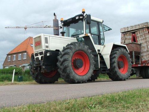 Doppstadt Trac 160 van AW217