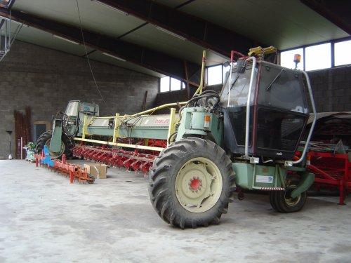 Dowler Gantry van BartVALTRAdriver