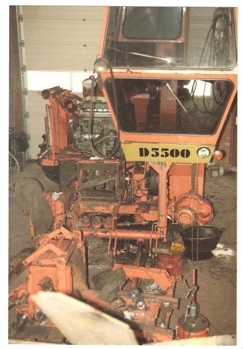 Dronningborg D5500 van DTillema