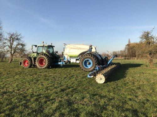 Grassprieten kunnen maar weer groeien.. Geplaatst door gerrit power op 24-02-2019 om 13:47:54, op TractorFan.nl - de nummer 1 tractor foto website.
