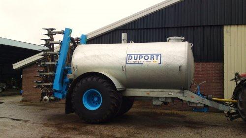 Foto van een Duport Tank, bezig met poseren. Die kan de schuur ook weer in. Op naar weer een jaar :)