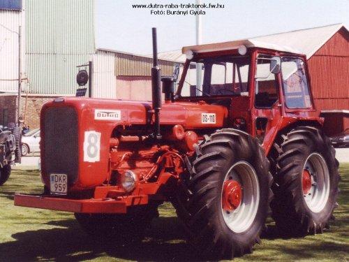 Dutra DS 110 van hanomagfarm