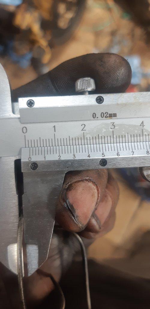 Foto van een Eder 805 Weer bezig met opbouwen. Volgende week kan hij weer in de kraan.. Geplaatst door stephan-inter op 19-05-2021 om 18:22:25, met 28 reacties.
