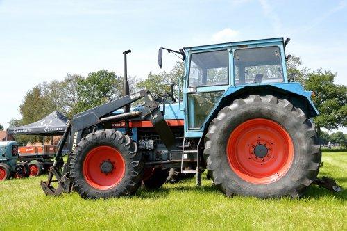 Foto van een Eicher 3108E. Geplaatst door SJB533 op 09-06-2019 om 12:02:19, op TractorFan.nl - de nummer 1 tractor foto website.