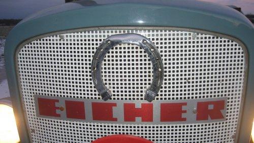 Eicher Logo Wallpaper