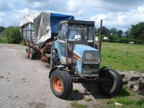 Eicher 3056 van Frankhoenderloo