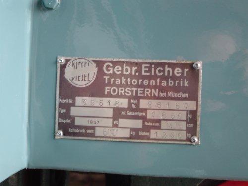 Eicher Diesel van eicher16