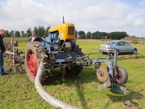 Eicher Agri-Robot van oldtimergek