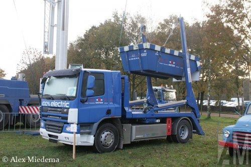 E-Trucks elektrotruck van Alex Miedema
