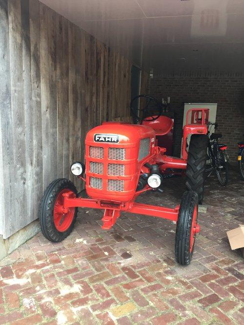 Fahr D 88 van farmer103