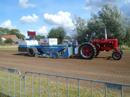 Farmall Super BMD van kramer