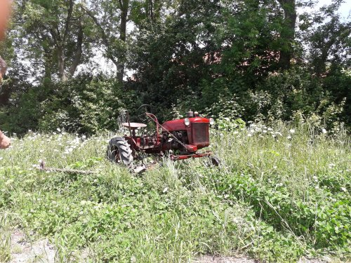 Farmall Cub van t6030power