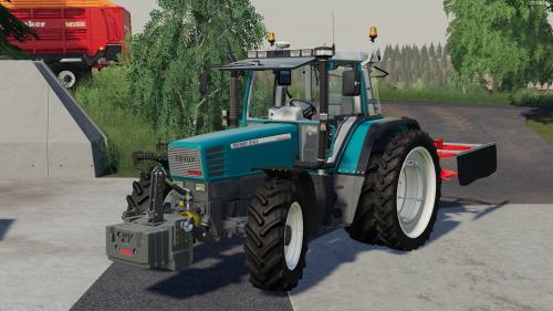 Foto van een Farming Simulator Fendt. Geplaatst door rolandfotografie op 29-09-2019 om 12:07:27, op TractorFan.nl - de nummer 1 tractor foto website.