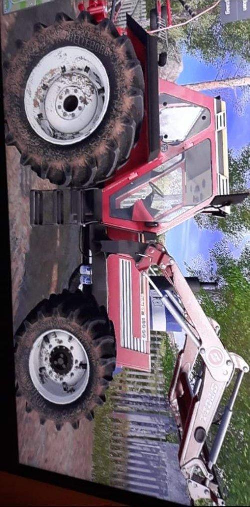 Foto van een Farming Simulator Fiat 180 90. Geplaatst door steyrlanzboy op 02-04-2020 om 15:08:35, op TractorFan.nl - de nummer 1 tractor foto website.